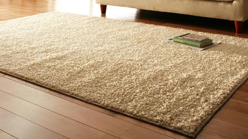 絨毯を敷かない