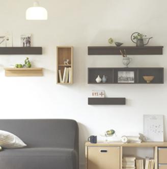 統一された家具