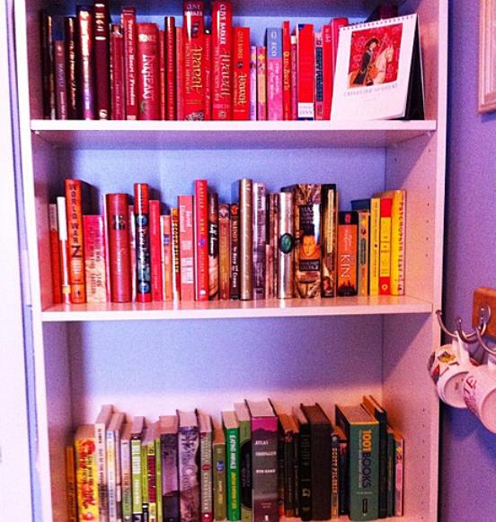 本棚の活用法