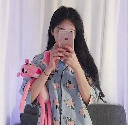 パジャマメイク