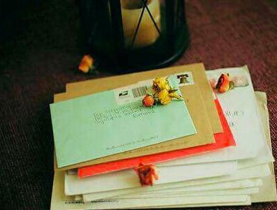 遠距離手紙サプライズ